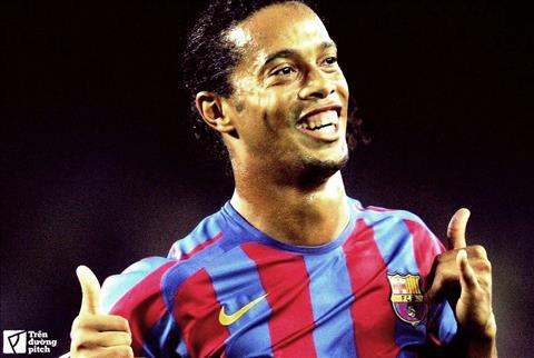 Ronaldinho va nu cuoi toa nang cua mot thoi da xa