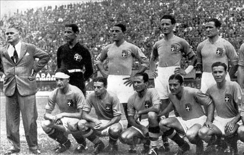 DT Italia World Cup 1934