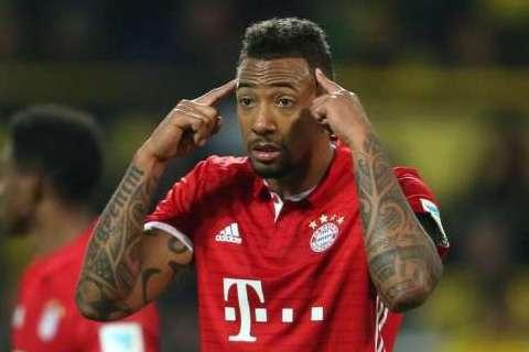 MU muốn mua trung vệ Jerome Boateng của Bayern Munich hình ảnh
