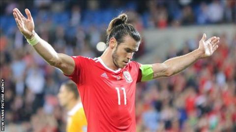 Gareth Bale cua xu Wales duoc chao don nhiet liet o Trung Quoc.