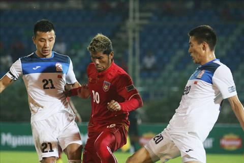 Myanmar tan mong Asian Cup sau tran thua dam Kyrgyzstan  hinh anh