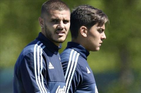 Sơ bộ đội hình Argentina dự World Cup 2018 mới được công bố hình ảnh