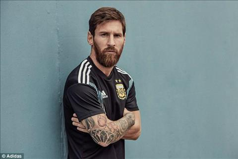 Lionel Messi duoc ky vong mang cup vang World Cup 2018 ve cho DT Argentina.