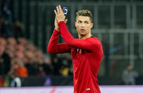 Diem tin bong da sang ngay 243 Them mot ky tich cho Ronaldo hinh anh