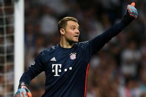 Bayern Munich mua Stegen thay Manuel Neuer hinh anh