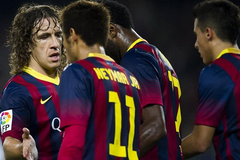 Neymar roi PSG chi la san pham cua truyen thong hinh anh