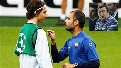 Pep Guardiola bi chui nhu mot con cho! hinh anh