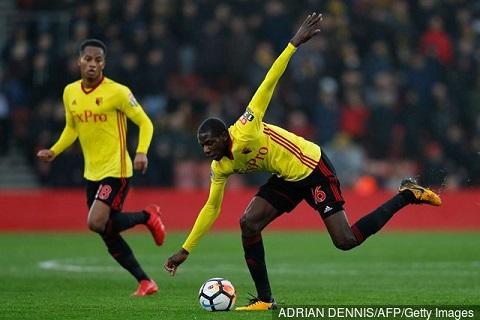 Abdoulaye Doucoure gia hạn hợp đồng với Watford hình ảnh
