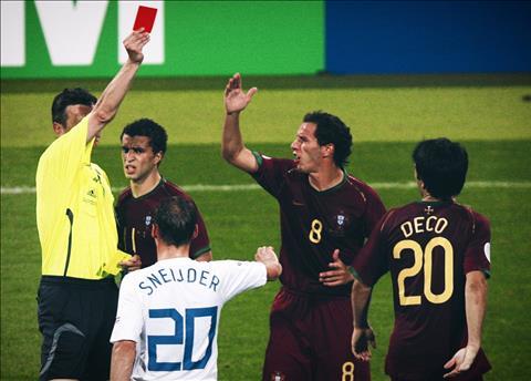 Cuộc chiến ở Nuremberg: Bức biếm họa của World Cup 2006