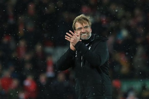 Man City vs Liverpool Matthaus dat niem tin vao Klopp hinh anh