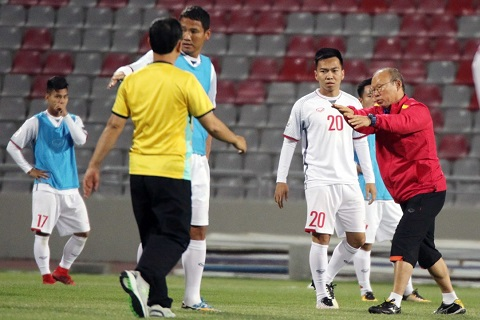 DT Viet Nam tai Asian Cup 2019 Cho cai duyen truoc nguoi Tay A hinh anh 2