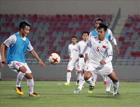 DT Viet Nam vs Jordan