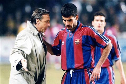 Cruyff va Guardiola