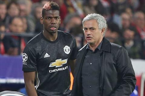 Mourinho không giải thích nổi lý do Paul Pogba chơi tệ