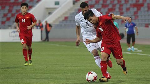 Viet Nam 1-1 Jordan