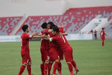 Jordan vs Viet Nam 1-1