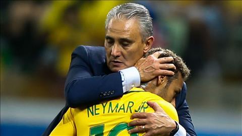 HLV Tite phat bieu ve Neymar hinh anh