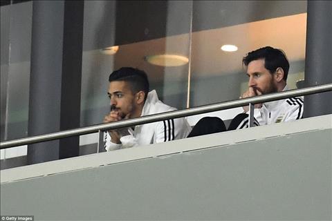 TBN 6-1 Argentina Diego Costa de cao Leo Messi hinh anh