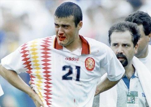 World Cup 1994: Máu Tây Ban Nha, nụ cười Italia