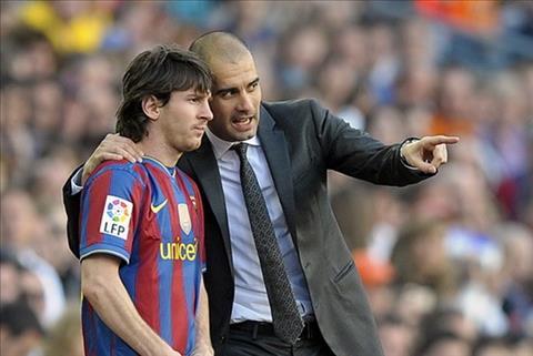 Tien dao Neymar khong co duoc mot nguoi thay dat vao trung tam loi choi cua doi bong lon nhu Messi nhan duoc tu Pep Guardiola.