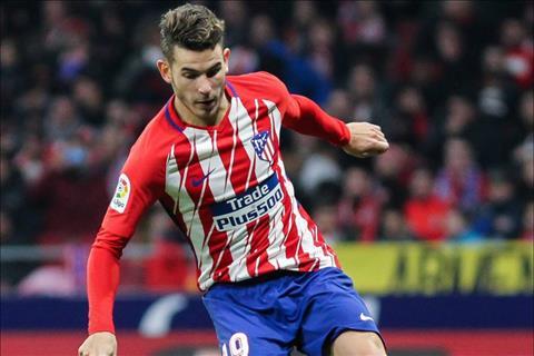 MU mua Lucas Hernandez với giá 71 triệu bảng nhưng vẫn bị từ chối hình ảnh