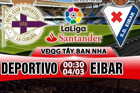Nhan dinh Deportivo vs Eibar 0h30 ngay 43 (La Liga 201718) hinh anh