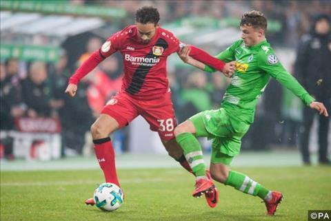 Nhan dinh Wolfsburg vs Leverkusen 21h30 ngay 33 (Bundesliga 201718) hinh anh