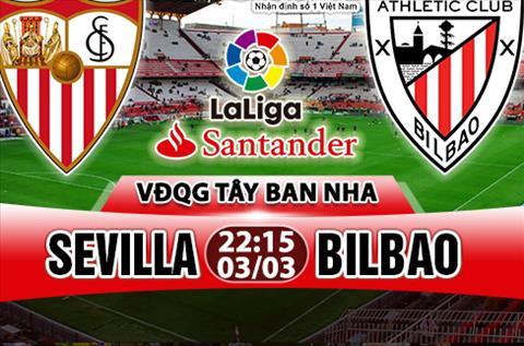 Nhan dinh Sevilla vs Bilbao 22h15 ngay 33 (La Liga 201718) hinh anh