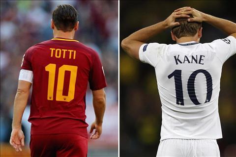 Goc Tottenham Muon Kane nhu Totti, cham Kane nhu Totti hinh anh 4