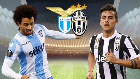 Nhan dinh Lazio vs Juventus 00h00 ngay 43 (Serie A 201718) hinh anh