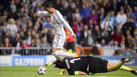 Buffon phat bieu ve Ronaldo
