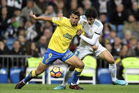 Sao trẻ Real Madrid, Jesus Vallejo nối dài 'kiếp cho mượn' hình ảnh