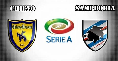 Chievo vs Sampdoria 17h30 ngày 195 (Serie A 201819) hình ảnh