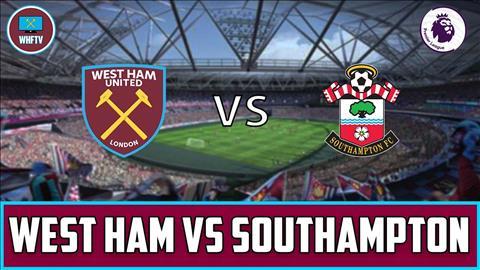 West Ham vs Southampton 22h00 ngày 292 Premier League 201920 hình ảnh