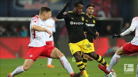 Leipzig 1-1 Dortmund Bat phan thang bai hinh anh