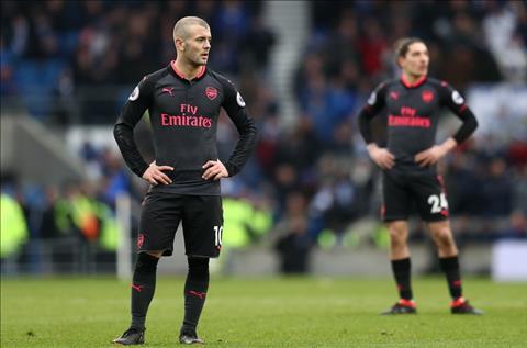 Arsenal thua 4 tran lien tiep Co mot benh nhan chi cho rut ong tho hinh anh