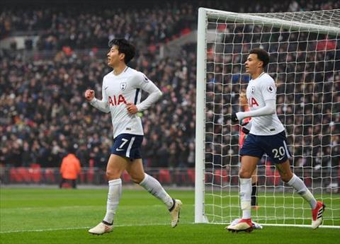 Thong ke an tuong tran Tottenham 2-0 Huddersfield hinh anh 2