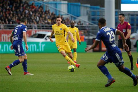 Tong hop Troyes 0-2 PSG (Vong 28 Ligue 1 201718) hinh anh