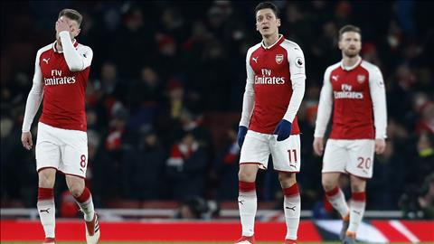 Huyen thoai du doan Arsenal kho tro lai top 4 trong tuong lai gan hinh anh