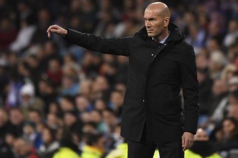 Zidane vs Getafe
