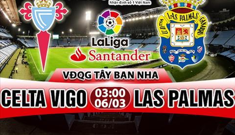 Nhan dinh Celta Vigo vs Las Palmas 03h00 ngay 63 (La Liga 201718) hinh anh