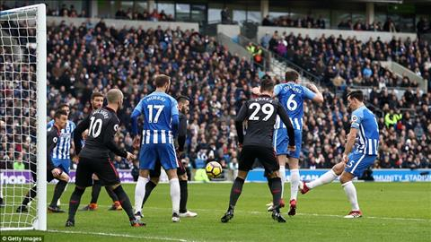 Du am Brighton 2-1 Arsenal Tham hoa phong thu hinh anh 3