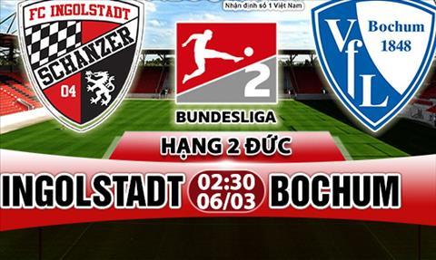 Nhan dinh Ingolstadt vs Bochum 2h30 ngay 63 (Hang 2 Duc 201718) hinh anh