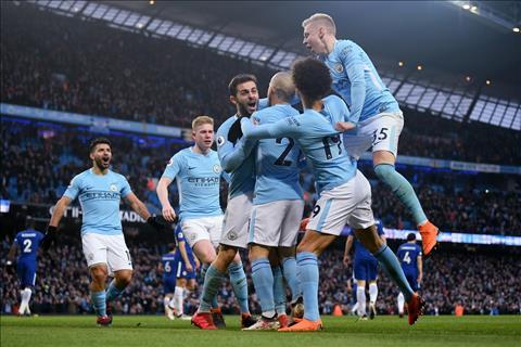 Man City thang Chelsea 1-0