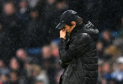 Doan quan cua Antonio Conte that bai toan tap truoc Man City.