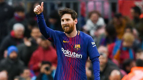 Lionel Messi ghi duoc tron 600 ban trong su nghiep.