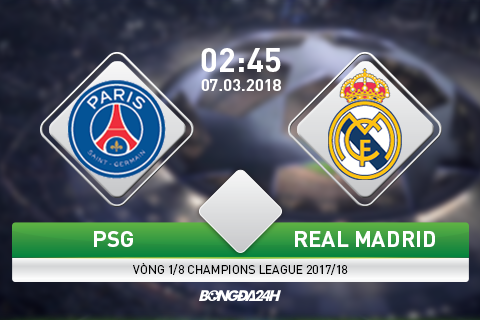 PSG vs Real Madrid (2h45 ngay 73) Hy vong theo gio bay hinh anh 3