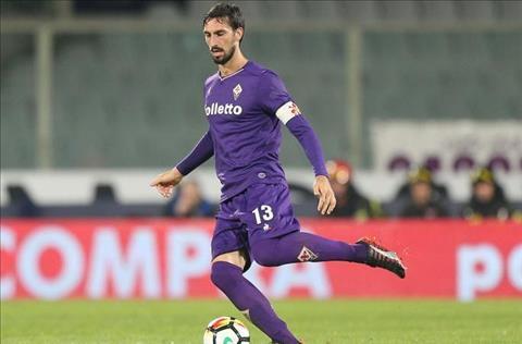 Davide Astori tai Fiorentina