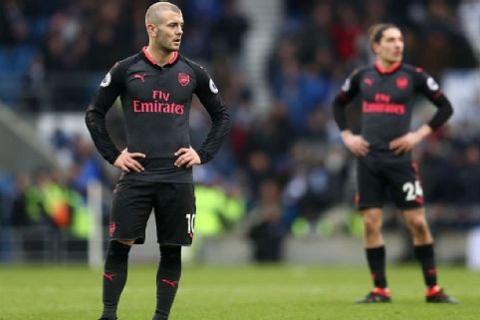 Thua 4 tran lien tiep, sao Arsenal muoi mat xin loi nguoi ham mo hinh anh