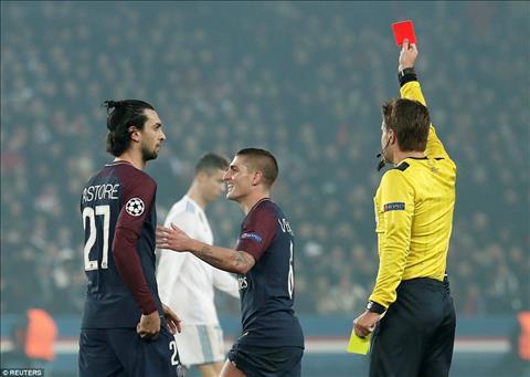 PSG 1-2 (2-5) Real Madrid Thang ngay tai Paris, nha DKVD pho dien dang cap vuot troi hinh anh 2